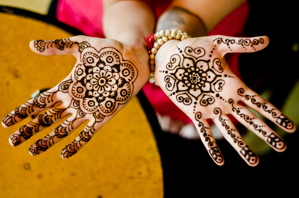 La Henna En Marruecos Próxima Salida Marrakech